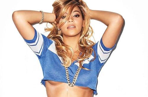 Beyonce é a personalidade campeã de buscas no Bing em 2013