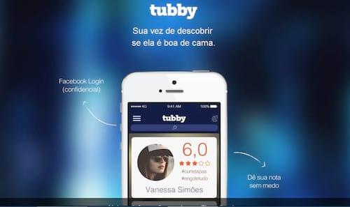 O Tubby chega só amanhã, mas as mulheres já podem proibir que as avaliem