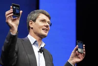 Em carta aberta, BlackBerry diz estar muito viva