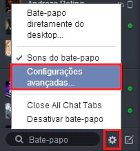 Como ficar off-line no bate-papo do Facebook?