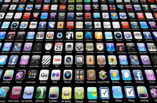 Mercado de desenvolvimento de aplicativos e jogos para smartphones