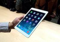iPad Air chegou ao Brasil custando R$ 1,7 mil