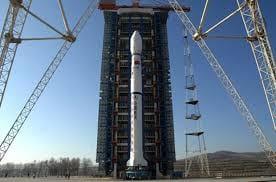Lançamento do satélite brasileiro em parceira com a China falhou