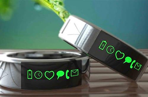 Smarty Ring trará notificações do celular mesmo a distância