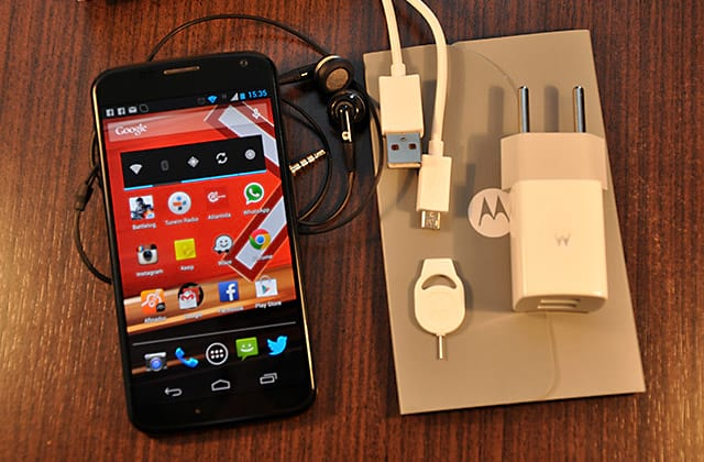 Review Motorola Moto X