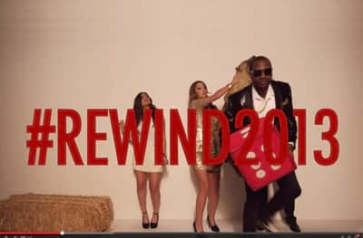 YouTube lan�a retrospectiva 2013