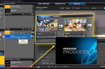 Proshow Producer 5 - Criando transições com arquivo de vídeo