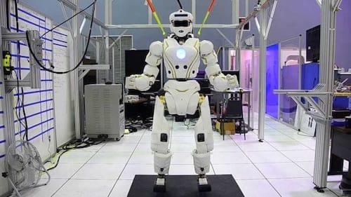Nasa desenvolve robô que pode se tornar o primeiro humanoide em Marte