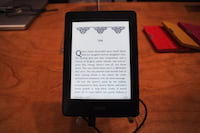 Chega ao Brasil o Kindle Paperwhite
