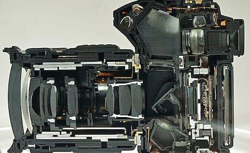 Como funciona uma câmera digital?