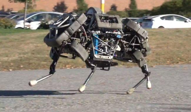 Google adquire fabricante de robôs