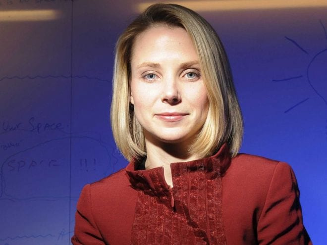 CEO do Yahoo! se desculpa por problemas no Yahoo! mail