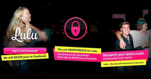 Lulu: Somente homens cadastrados podem ser avaliados