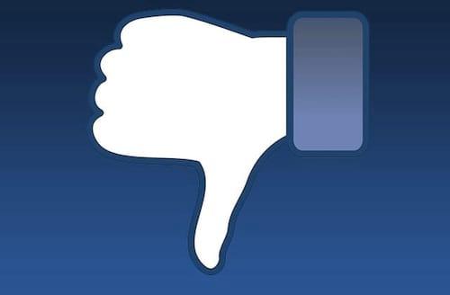 """Facebook lança botão """"dislike"""""""