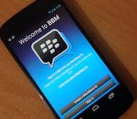 Smartphones LG vão ter o Blackberry Messenger pré-instalado