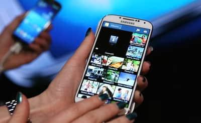 Pr�ximo Galaxy deve ter scanner de �ris e tela com qualidade 2K