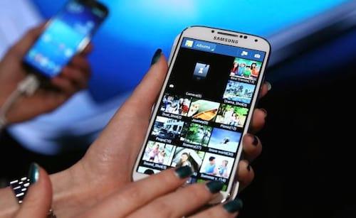 Próximo Galaxy deve ter scanner de íris e tela com qualidade 2K