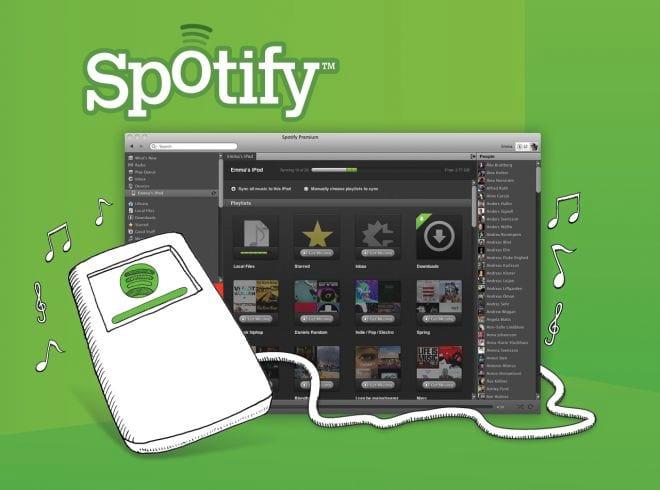 Spotify já pode ser encontrado na Google Play Brasil