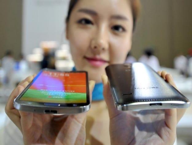 iPhone 6 e Galaxy S5 não terão tela curva
