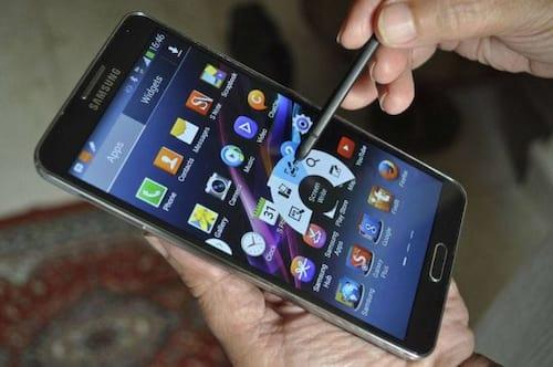 Samsung deverá lançar tablet com tela de 12,2 polegadas