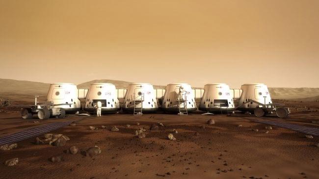 Missão para Marte seleciona mais de mil candidatos