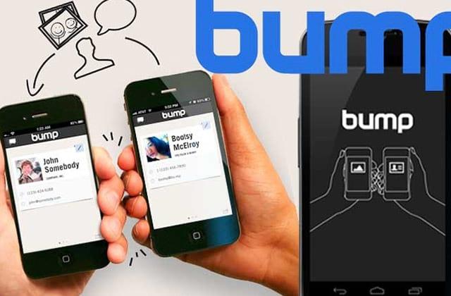 Bump será descontinuado pelo Google