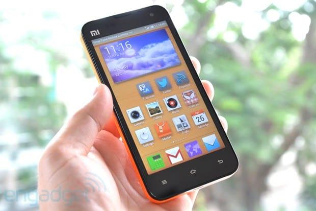Fabricante chinesa Xiaomi quer dobrar venda de smartphones em 2014