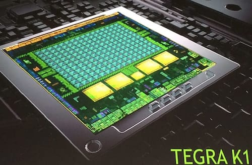 CES 2014: Nvidia lança o Tegra K1: Mais potência e menos consumo de energia