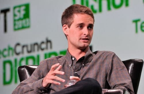 Co-fundares do Snapchat prometem ser o destaque da lista jovem da Forbes