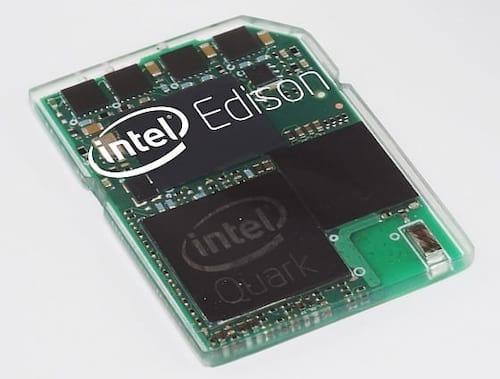 Intel lança microcomputador do tamanho de um cartão SD