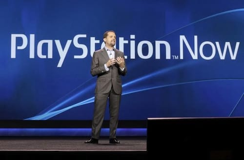 Sony anuncia o serviço de streaming de jogos Playstation Now