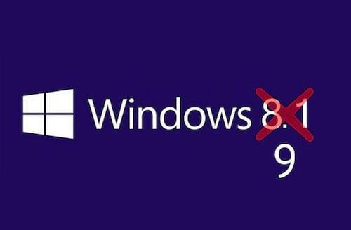 Windows 9 chega em abril de 2015 com menu
