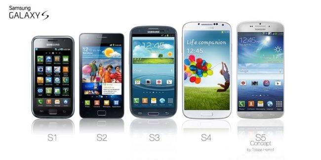 Galaxy S5 terá versão em metal e outra em plástico