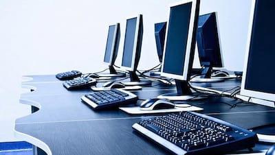 Vendas mundiais de PCs caem 6,9% no final de 2013