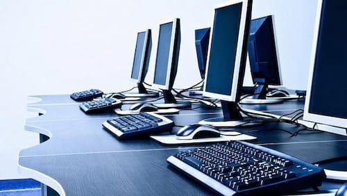 Vendas mundiais de PCs caem 6,9% no final de 2013