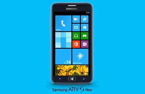 Samsung pode lançar smartphone com Windows Phone