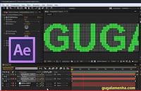 Como criar um letreiro digital no Adobe After Effects