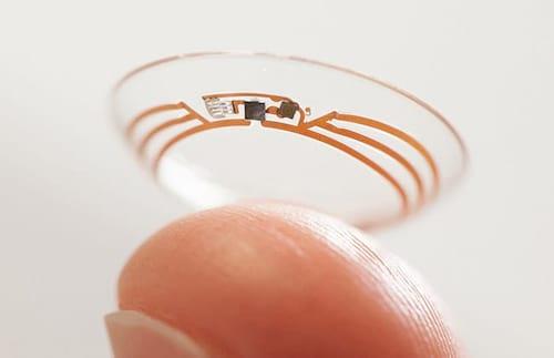 Google cria lente de contato para diabéticos