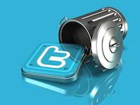 Como apagar todos meus Tweets de uma só vez?
