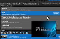 Função Publish no Proshow Producer 5 - Parte 4 - Menu do DVD