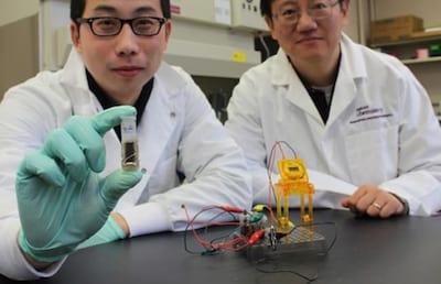 No futuro, baterias podem funcionar com a��car