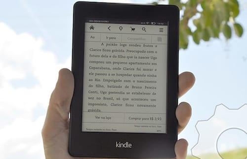 Review Kindle Paperwhite