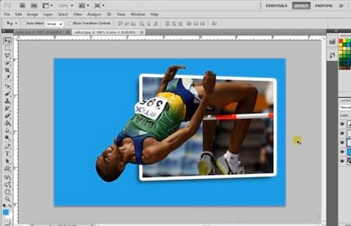 Como fazer uma pessoa sair da imagem no Photoshop?