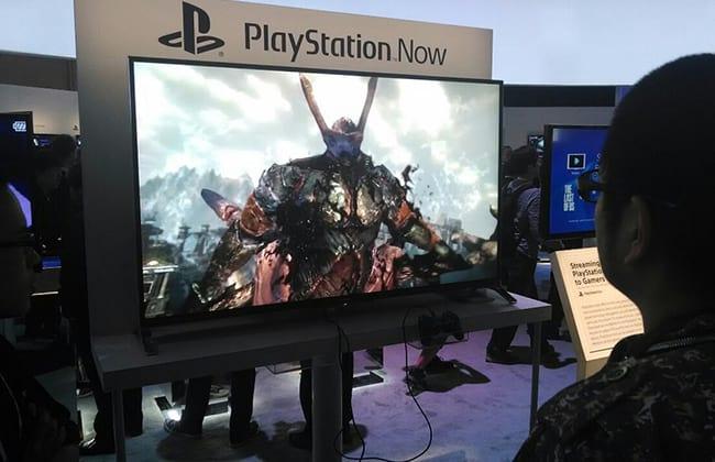 Beta do Playstation Now na CES 2014