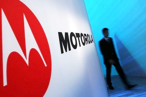 Google vende Motorola para Lenovo