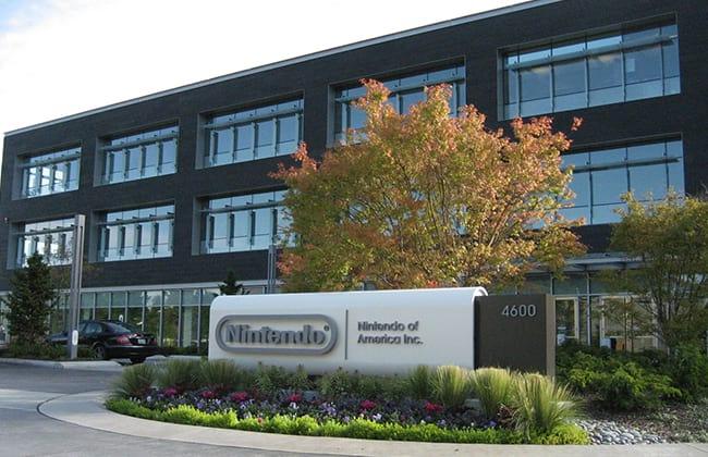 Sede da Nintendo em Redmong