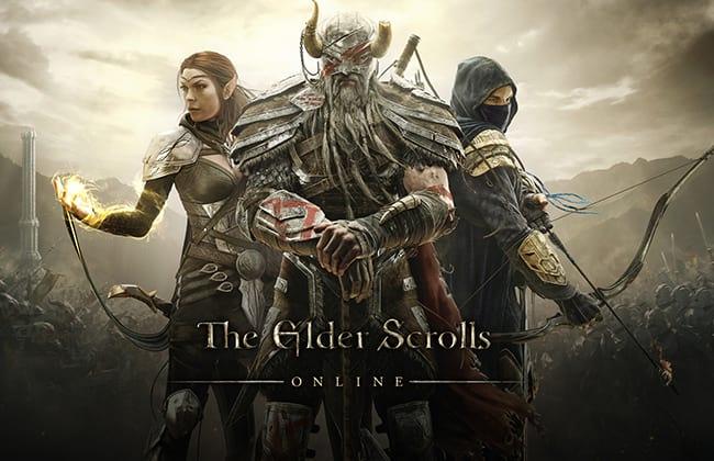 The Elder Scrolls Online será lançado para PC no dia 4 de abril de 2014