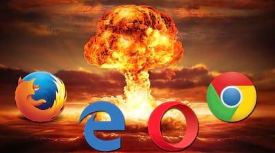 Qual o melhor navegador? Edge, Chrome, Opera ou Firefox