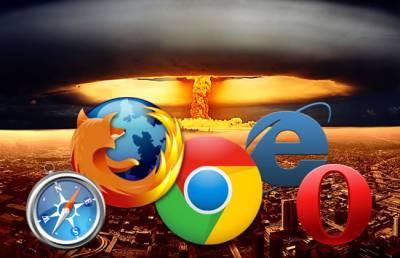 Qual o melhor navegador? IE, Chrome, Opera, Safari ou Firefox