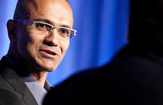 Microsoft nomeia novo diretor-executivo